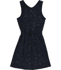 vestido manga sisa negro  offcorss