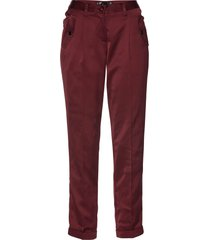 pantaloni in satin (rosso) - bpc selection premium