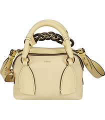 chloé daria small shoulder bag
