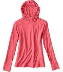 women's sun defense hoodie