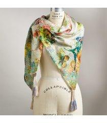 butterfly dance scarf