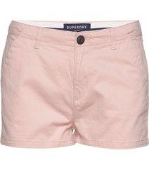 chino hot short shorts flowy shorts/casual shorts rosa superdry