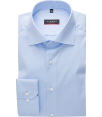 eterna modern fit overhemd lichtblauw