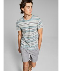 and now this men's striped t-shirt