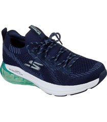 zapatilla go run air - stratus azul marino skechers
