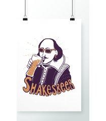 poster shakesbeer