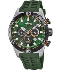reloj lotus r verde lotus