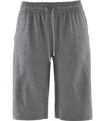 bermuda in jersey (grigio) - bpc bonprix collection