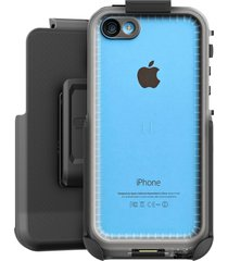 encased belt clip holster for lifeproof fre / nuud series (iphone 5c) (case not