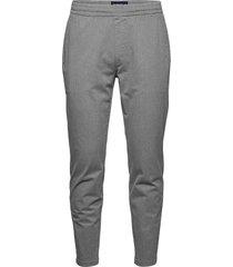 anf mens pants casual broek vrijetijdsbroek grijs abercrombie & fitch