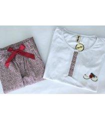 pijama dama // pantalón