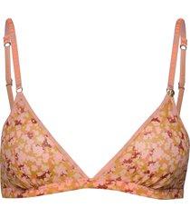 uma lingerie bras & tops bra without wire orange love stories