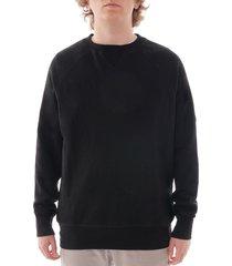 c17 crewneck sweatshirt | black | swtf001-01