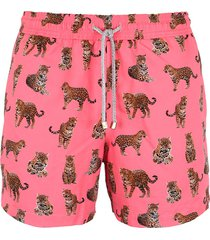 pantaloneta coral steam cheetath
