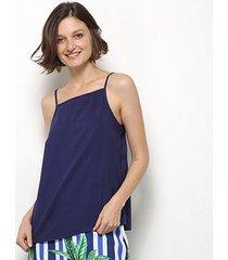 blusa mercatto alcinha feminina