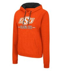 colosseum oklahoma state cowboys women's genius hooded sweatshirt