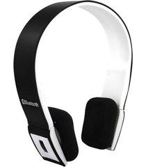 audífonos bluetooth manos libres inalámbricos, bh-23 sin hilos audifonos se divierte el auricular estéreo del auricular para smartphone (negro)
