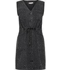 sremma dress korte jurk zwart soft rebels