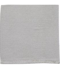fabiana filippi blend cotton and silk scarf