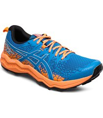 fujitrabuco lyte shoes sport shoes running shoes blå asics