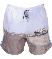 daniele alessandrini homme swim trunks
