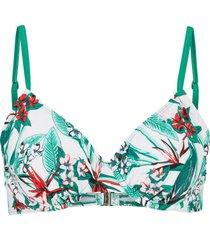 reggiseno bikini con ferretto (bianco) - bpc bonprix collection