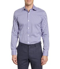 men's bonobos somerville trim fit plaid dress shirt