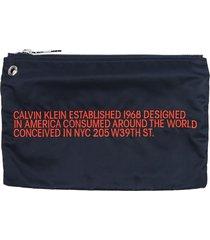 calvin klein 205w39nyc pouches