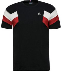 t-shirt korte mouw le coq sportif tri pronto tee ss n