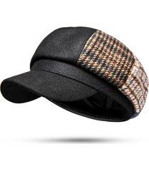 berretto da viaggio casual da donna, regolabile, caldo, caldo, selvaggio, vintage