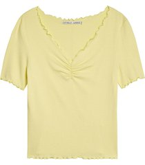 t-shirt bella geel