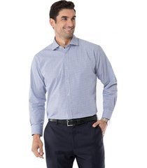 camisa de cuadros formal fantasia tailored fit arrow