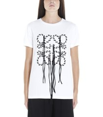 loewe anagram stitching t-shirt
