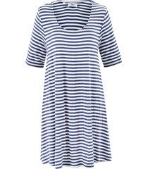 maglia lunga a mezze maniche (blu) - bpc bonprix collection