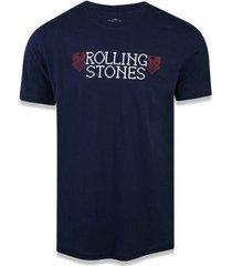 camiseta new era rolling stones