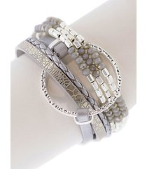 saachi women's go with the flow bracelet