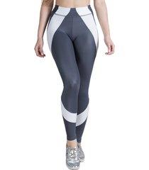 calça legging feminina surty up rise cinza