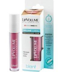 gloss labial blant - lip volume rosa