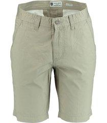 basefield korte broek bermuda beige 219014347/201