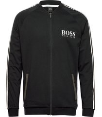 authentic c. jacket sweat-shirt tröja svart boss