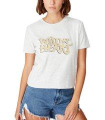 cotton on wild at heart t-shirt
