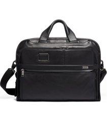 tumi alpha 3 organizer portfolio briefcase