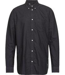 oden shirt skjorta casual svart wesc