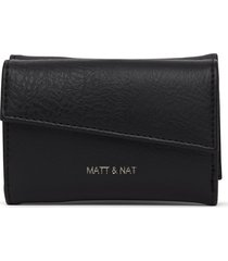 matt & nat tani small wallet, black