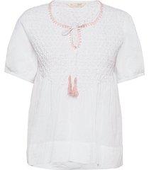 darya blouse blouses short-sleeved wit odd molly