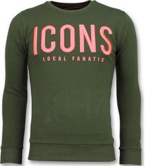 sweater local fanatic icons merk g