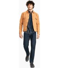 crwth men's classic-fit corduroy trucker jacket