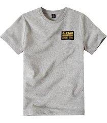 g-star grijs t-shirt sp10006