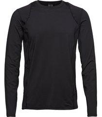 adv essence ls tee m t-shirts long-sleeved svart craft