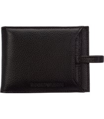 emporio armani cross wallet